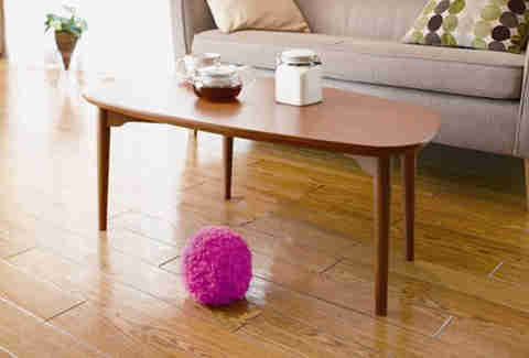 koosh ball roomba