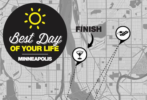 Minneapolis Best Day of Your Life