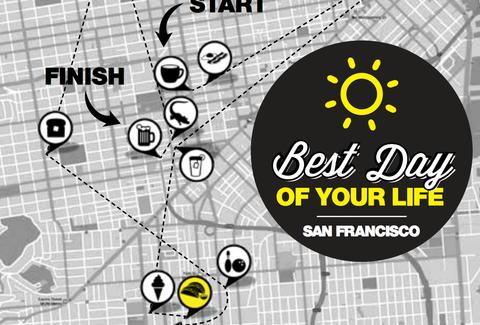 SF Best Day of Your Life