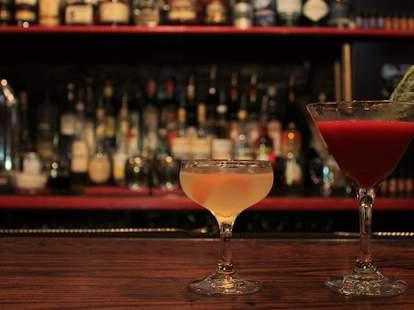 Montreal, bar, Le Lab, speakeasy