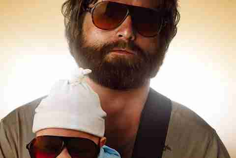 Galifianakis beard