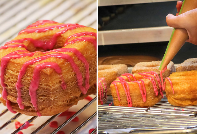 The Cro-Bar is SD\'s answer to the Cronut, plus more donut wizardry