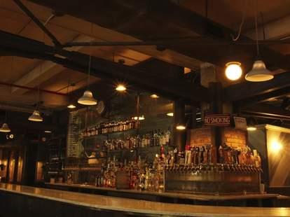 Spritzenhaus Brooklyn Bar Interior