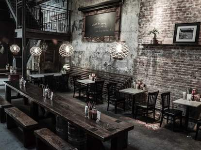 Bia Brooklyn Interior