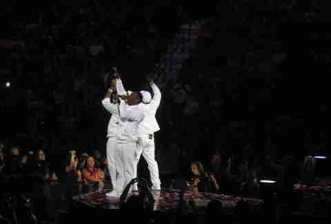 NKOTB/Boyz II Men Package Tour -- Boyz II Men