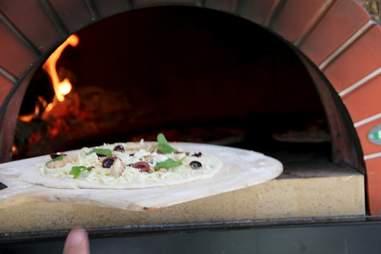 Rollin Stone pizza oven