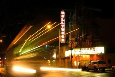 Portland's Hollywood Theatre.