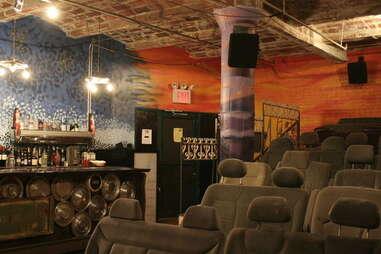 ReRun Gastropub Theater.
