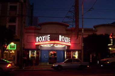 The Roxie in San Francisco.