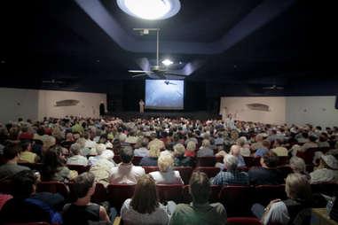 The Texas Theatre.