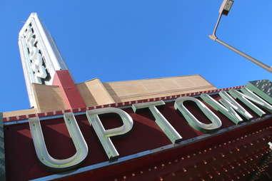 Uptown Theatre in Minneapolis.