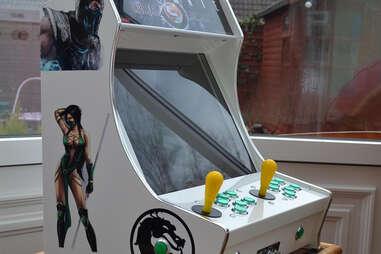 mortal combat mini arcade