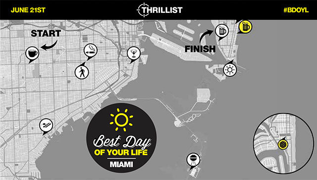 Miami, the Best Day of Your Life is almost here