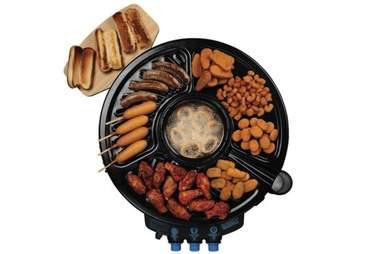 The Blacktop 360 Grill-Fryer