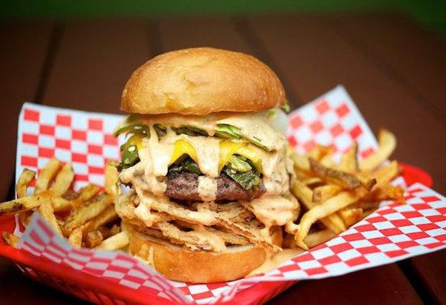 Foster Burger