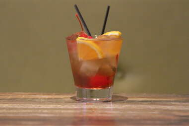 Brandy Old Fashioned at The Butterfly