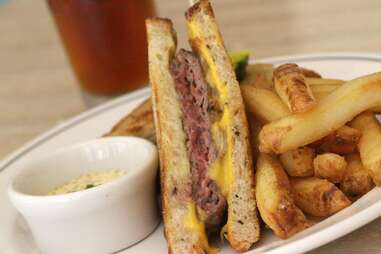 Patty Melt at The Butterfly