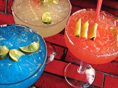Margaritas at Cabo Cantina