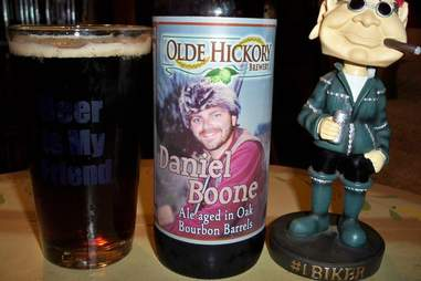 Olde Hickory Daniel Boone