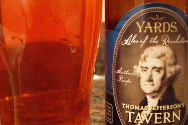Thomas Jefferson's Tavern Ale