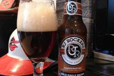 RJ Rockers Bald Eagle Brown Ale
