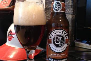 RJ Rockers Bald Eagle Brown Ale