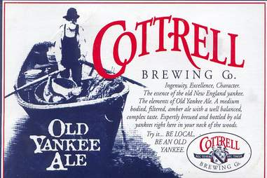 Cottrell Old Yankee Ale