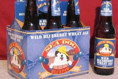 Seadog WildBlueberry Wheat Ale