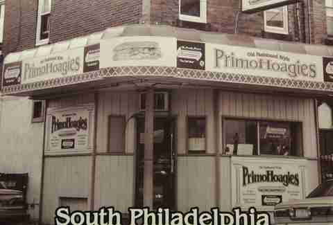 Original store picture at Primo Hoagies South Beach