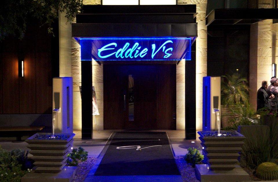 Eddie V S Prime Seafood A Dallas Tx Bar