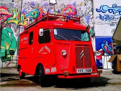 truck stop taco truck
