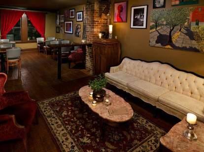 The Upstairs Interior--Seattle
