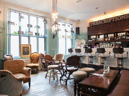 House of Wolf-London-Interior