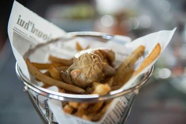 Le Zinc Frites et Foie