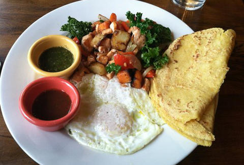 Brunch Special at Verde Cocina