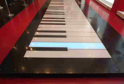 Piano from Big