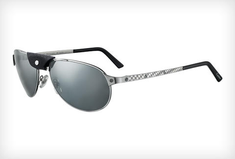 6454c49a1c Santos Dumont Racing  Cartier limited-edition sunglasses that ve earned  their racing stripes - Thrillist Miami