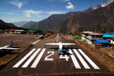 tenzig-hillary airport