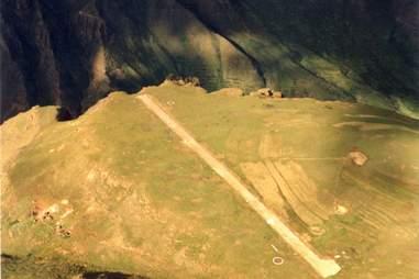 Lesotho Matekane Airstrip