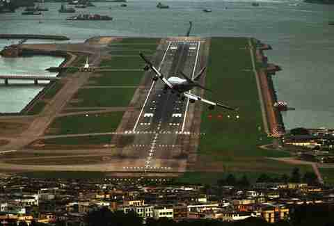 Kai Tak International Airport