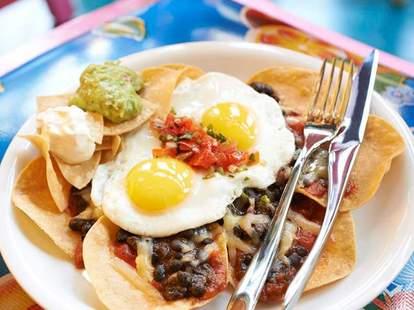 Barrio East-London-Food