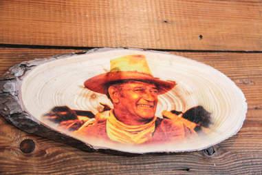 John Wayne at Waldron Lodge, Dallas TX