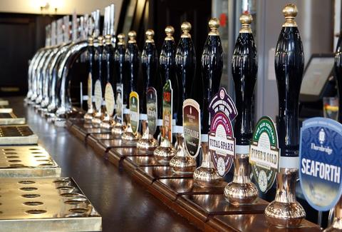 The Craft Beer Co. -London-Beer