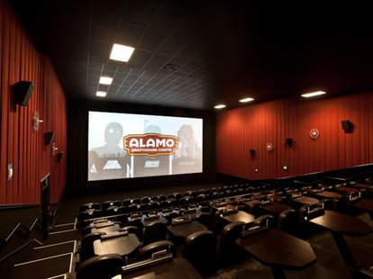 Alamo Drafthouse Littleton theater