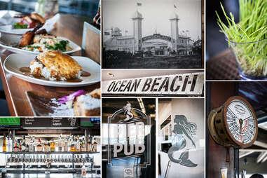 Wonderland Ocean Pub in Ocean Beach San Diego,
