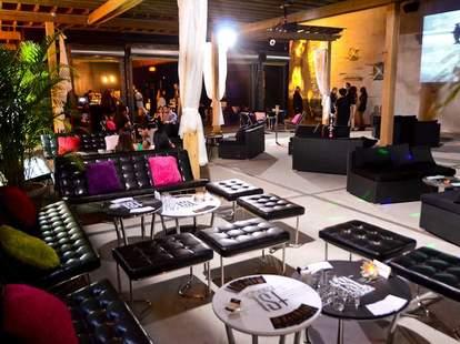 TSL Lounge-Miami-Interior