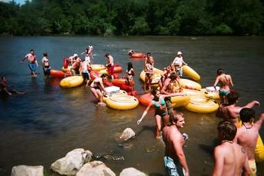 Shoot the Hooch, Chattahoochee River