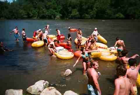 Shoot the Hooch, Chattahoochee River