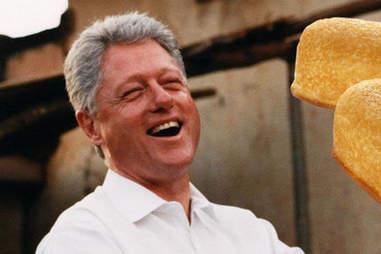 Bill Clinton Twinkies