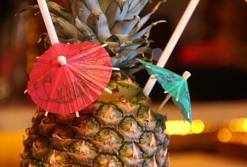 A tiki drink for Texas Tiki Week